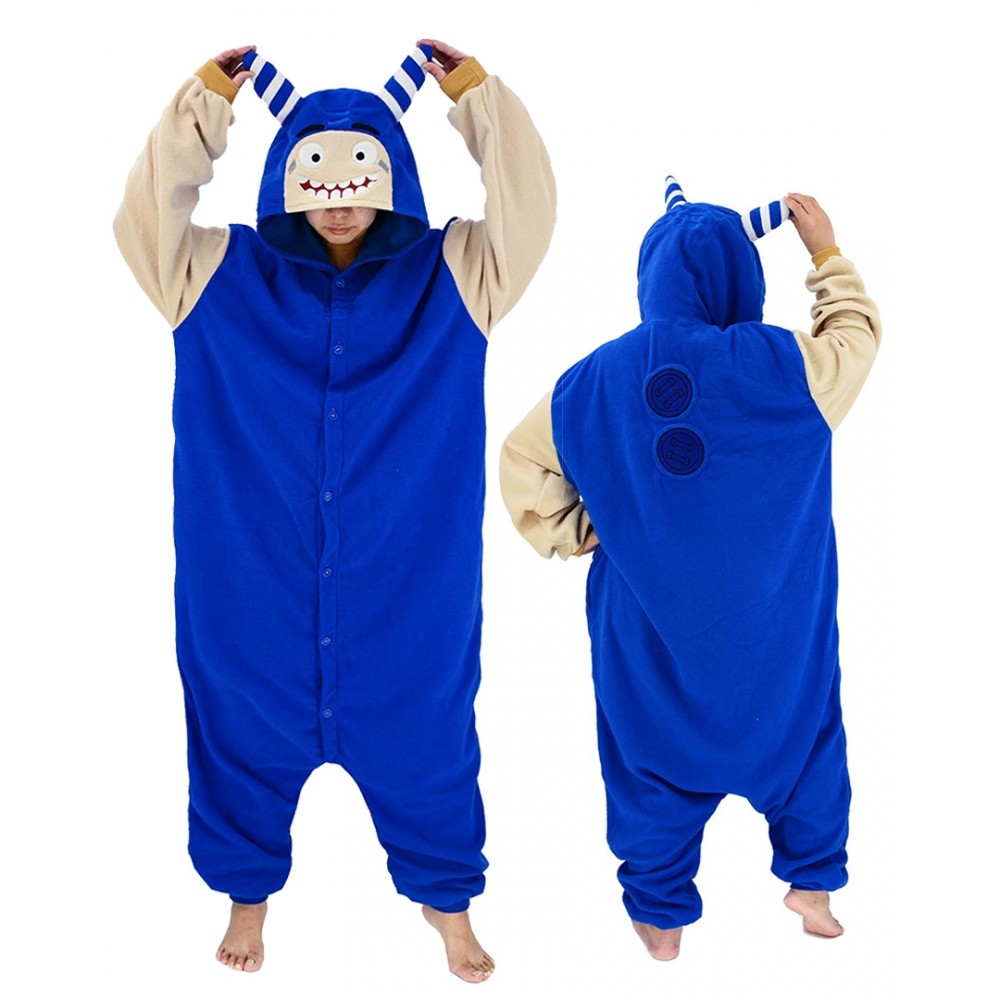 Oddbods Onesie for Adults & Teens Pokemon Halloween Costumes